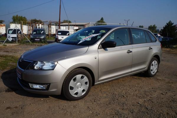 Dodávka Škoda Rapid 1,2 Spaceback