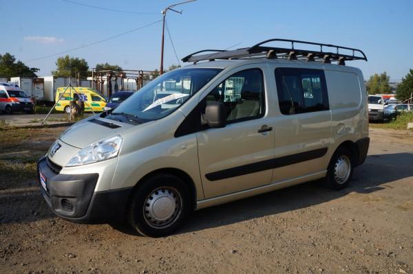 Dodávka Peugeot Expert 1,6 HDI 5 míst Zahrádka