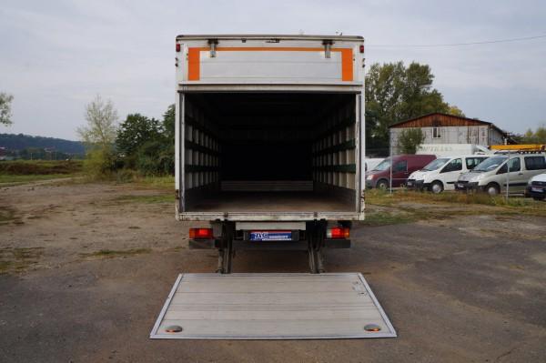 Dodávka Iveco Daily 50C15 Skøíò s hyd. èelem 750 kg - 16