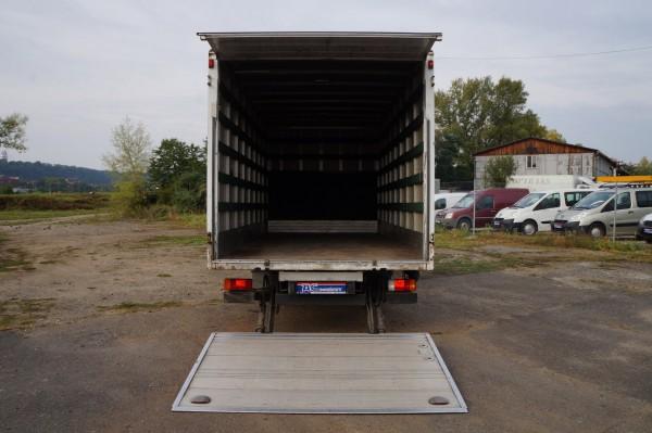 Dodávka Iveco Daily 50C15 Skøíò s hyd. èelem 750 kg - 17