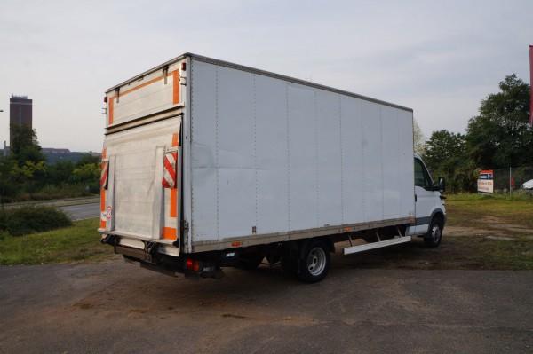 Dodávka Iveco Daily 50C15 Skøíò s hyd. èelem 750 kg - 4