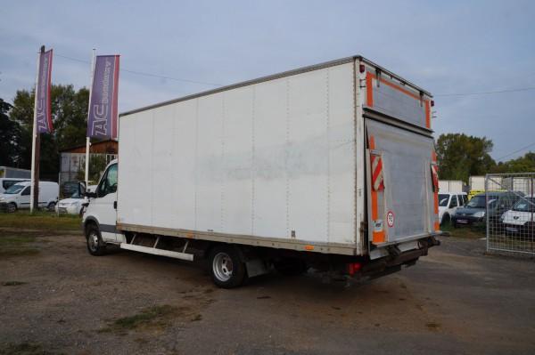 Dodávka Iveco Daily 50C15 Skøíò s hyd. èelem 750 kg - 6