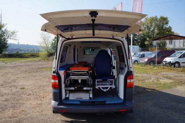 Dodávka Volkswagen Caravelle 2.5TDI SANITKA - 20