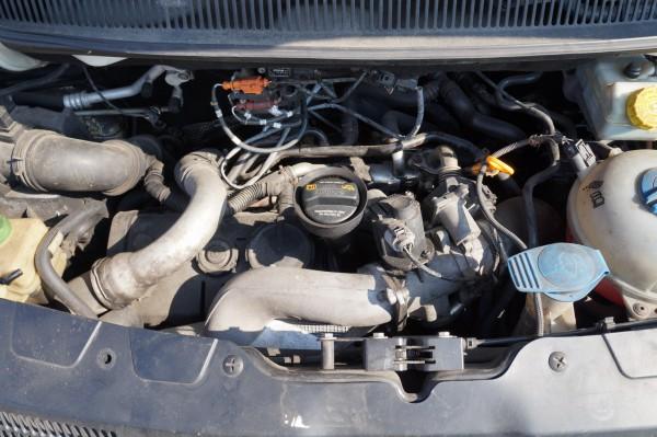 Dodávka Volkswagen Caravelle 2.5TDI SANITKA - 22