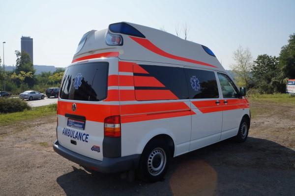 Dodávka Volkswagen Caravelle 2.5TDI SANITKA - 3