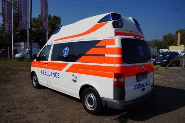 Dodávka Volkswagen Caravelle 2.5TDI SANITKA - 5