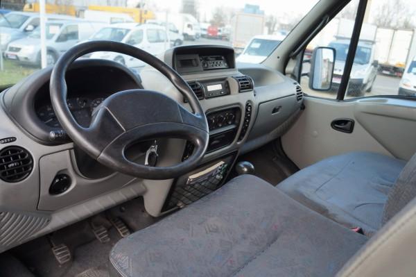 Dodávka Renault Mascott 130dxi valník 12 PALET plachta spaní - 9