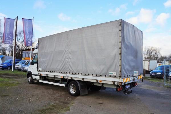 Dodávka Renault Mascott 130dxi valník 12 PALET plachta spaní - 6