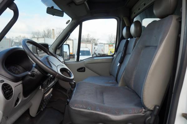 Dodávka Renault Mascott 130dxi valník 12 PALET plachta spaní - 8