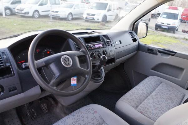 Dodávka Volkswagen Transporter 1.9TDI/75kw klima - 9