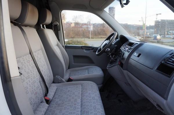 Dodávka Volkswagen Transporter 1.9TDI/75kw klima - 10