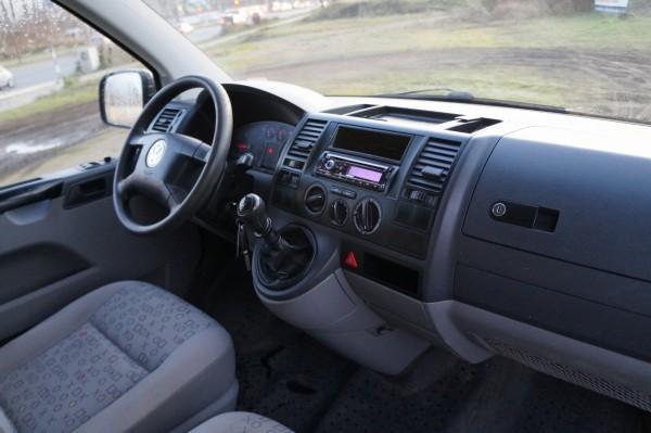 Dodávka Volkswagen Transporter 1.9TDI/75kw klima - 11