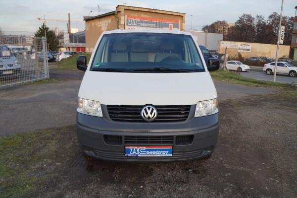 Dodávka Volkswagen Transporter 1.9TDI/75kw klima - 1