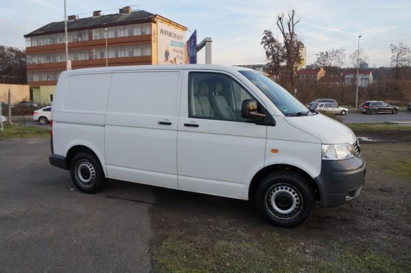 Dodávka Volkswagen Transporter 1.9TDI/75kw klima - 2