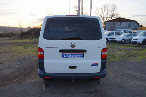 Dodávka Volkswagen Transporter 1.9TDI/75kw klima - 5