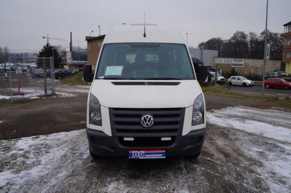 Dodávka Volkswagen Crafter 2.5TDI/100kw BUS 13+1 - 1