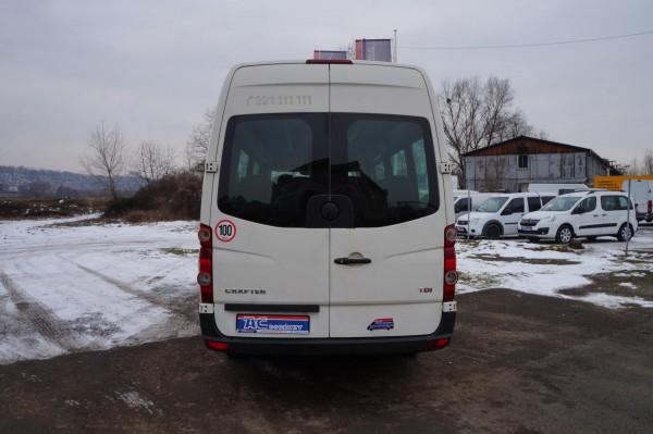 Dodávka Volkswagen Crafter 2.5TDI/100kw BUS 13+1 - 5