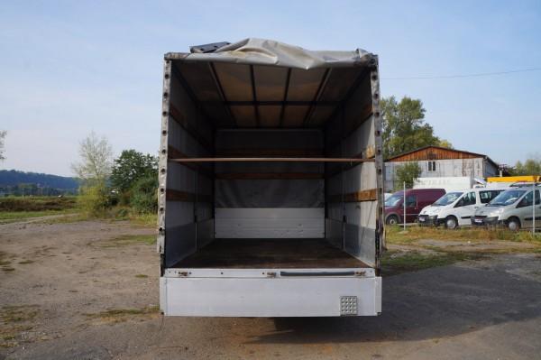 Dodávka Peugeot Boxer 3.0hdi valník 4,2m plachta spaní mìchy - 19