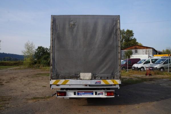 Dodávka Peugeot Boxer 3.0hdi valník 4,2m plachta spaní mìchy - 5