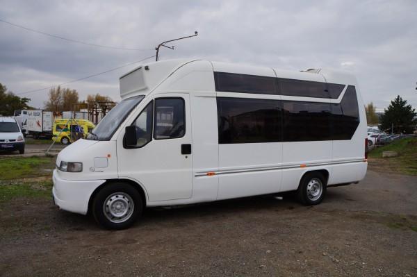 Dodávka Peugeot Boxer Q-BUS 2.5d 16+1 míst