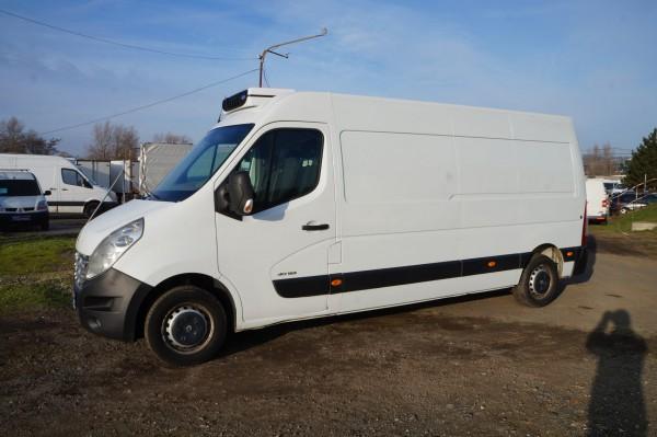 Dodávka Renault Master 125dci/92kw L3H2 MRAZÁK