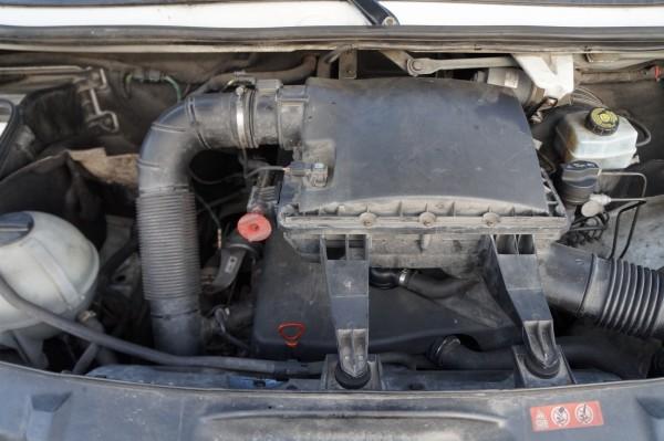 Dodávka Mercedes Sprinter 316cdi/120kw støední MRAZÁK - 18