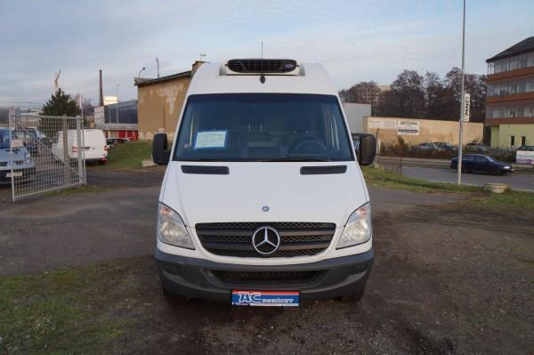Dodávka Mercedes Sprinter 316cdi/120kw støední MRAZÁK - 1