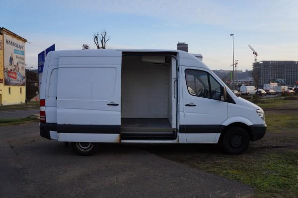 Dodávka Mercedes Sprinter 316cdi/120kw støední MRAZÁK - 19