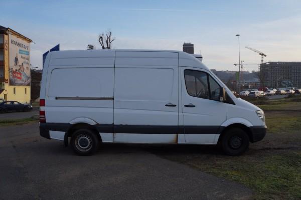 Dodávka Mercedes Sprinter 316cdi/120kw støední MRAZÁK - 3