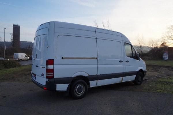 Dodávka Mercedes Sprinter 316cdi/120kw støední MRAZÁK - 4
