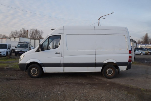 Dodávka Mercedes Sprinter 316cdi/120kw støední MRAZÁK - 7