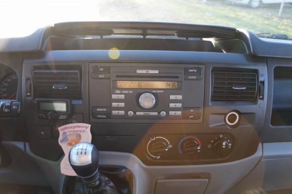Bazar Ford Transit 2.2TDCI/85kw L3H2 - 12