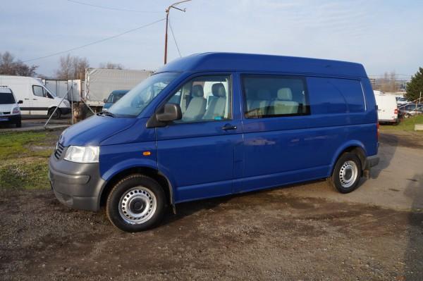 Dodávka Volkswagen Transporter 2.5tdi/96kw 4 MOTION klima