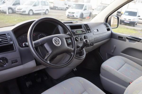 Dodávka Volkswagen Transporter 2.5tdi/96kw 4 MOTION klima - 9