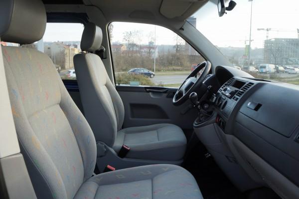 Dodávka Volkswagen Transporter 2.5tdi/96kw 4 MOTION klima - 10