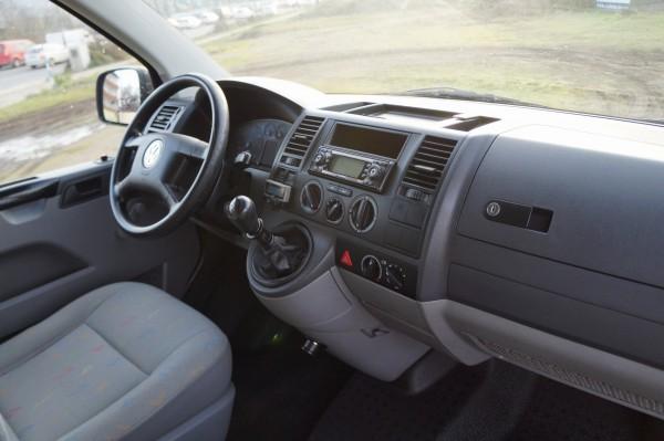 Dodávka Volkswagen Transporter 2.5tdi/96kw 4 MOTION klima - 11
