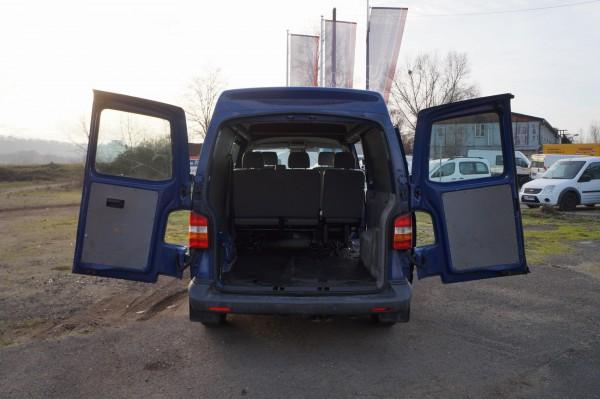 Dodávka Volkswagen Transporter 2.5tdi/96kw 4 MOTION klima - 17