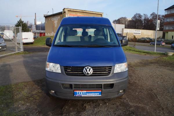 Dodávka Volkswagen Transporter 2.5tdi/96kw 4 MOTION klima - 1
