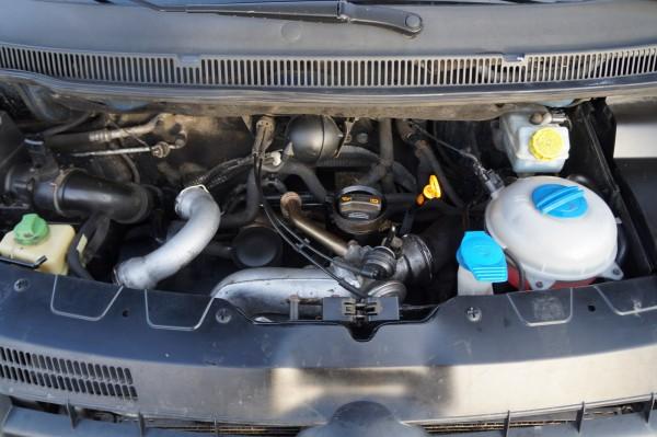 Dodávka Volkswagen Transporter 2.5tdi/96kw 4 MOTION klima - 19