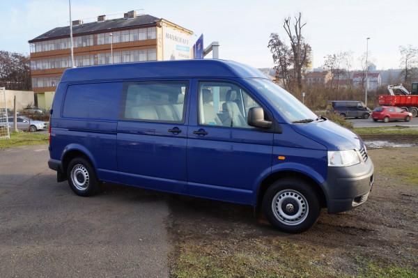 Dodávka Volkswagen Transporter 2.5tdi/96kw 4 MOTION klima - 2