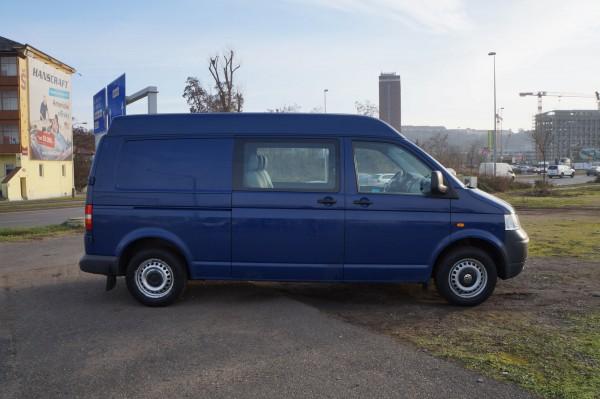 Dodávka Volkswagen Transporter 2.5tdi/96kw 4 MOTION klima - 3