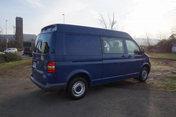 Dodávka Volkswagen Transporter 2.5tdi/96kw 4 MOTION klima - 4
