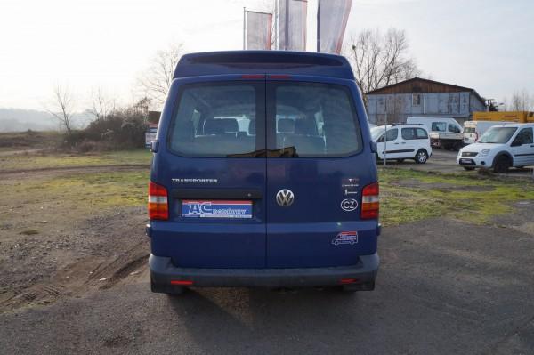 Dodávka Volkswagen Transporter 2.5tdi/96kw 4 MOTION klima - 5