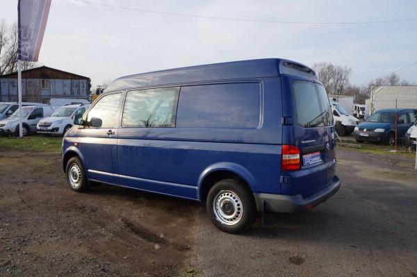 Dodávka Volkswagen Transporter 2.5tdi/96kw 4 MOTION klima - 6