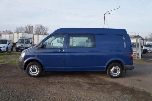 Dodávka Volkswagen Transporter 2.5tdi/96kw 4 MOTION klima - 7