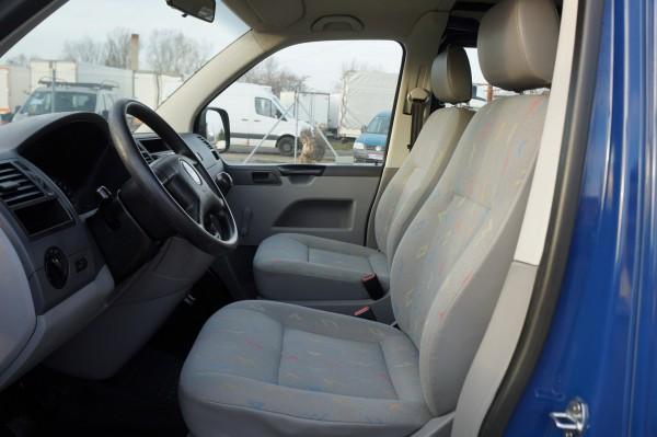 Dodávka Volkswagen Transporter 2.5tdi/96kw 4 MOTION klima - 8