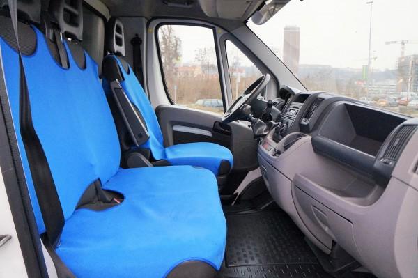 Dodávka Peugeot Boxer 2.2HDI/88kw valník 8 PALET plachta spaní - 10