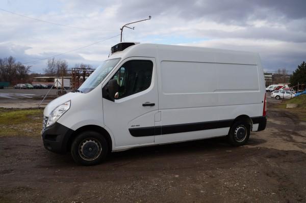 Dodávka Renault Master 125dci L2H2 MRAZÁK klima - 0