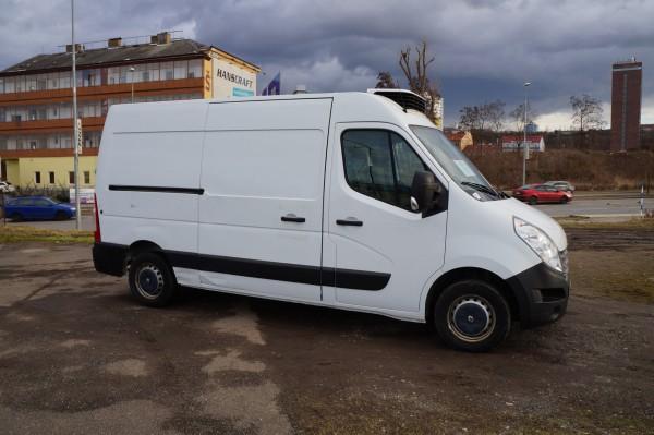 Dodávka Renault Master 125dci L2H2 MRAZÁK klima - 2