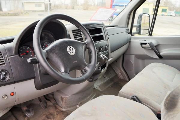 Dodávka Volkswagen Crafter 2.5tdi/80kw SKØÍÒ do 3,5t - 9